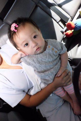Baby Amarah (Photo from Cristine Reyes' Instagram account)
