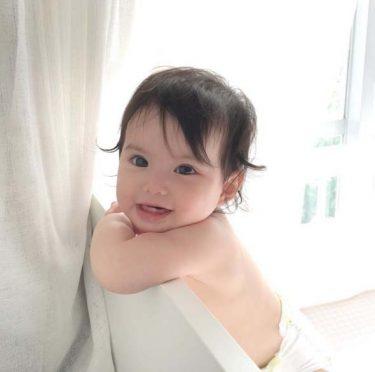 Baby Olivia (Photo from Andi Manzano's Instagram account)