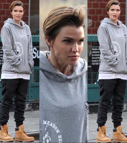 (Photo from Ruby Rose's Instagram page @rubyrose)