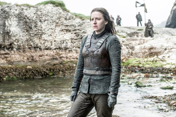 Yara Greyjoy (Photo courtesy of Helen Sloan/HBO)