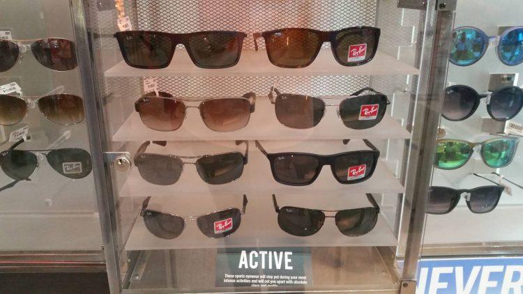 Active sports eyewear