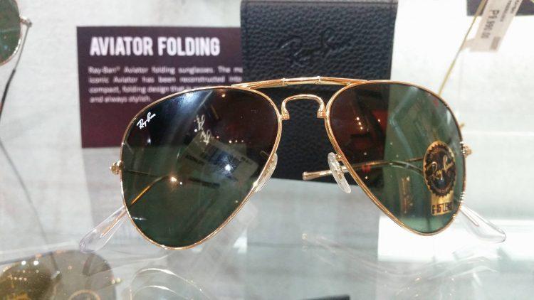 Aviator folding