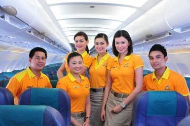 cebu pacific uniform rajo laurel